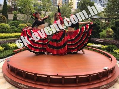 西班牙拉丁肚皮舞