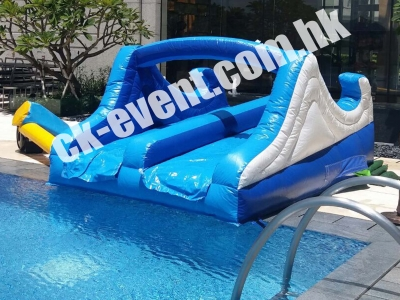 Water Slide ( Blue )