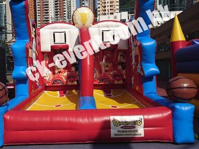 Inflatable Basketball NBA